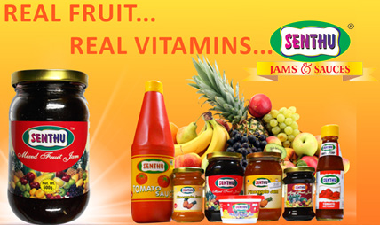 Senthil Jams Sauces